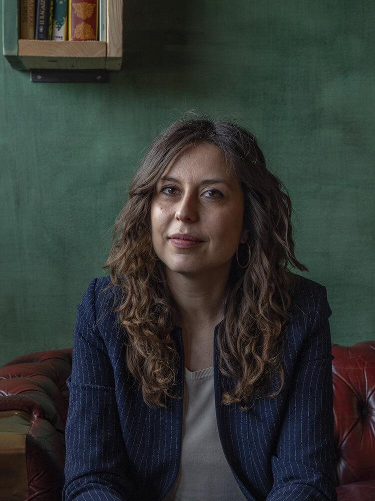 Claudia Pellegrino, psicologa e psicoterapeuta a Padova
