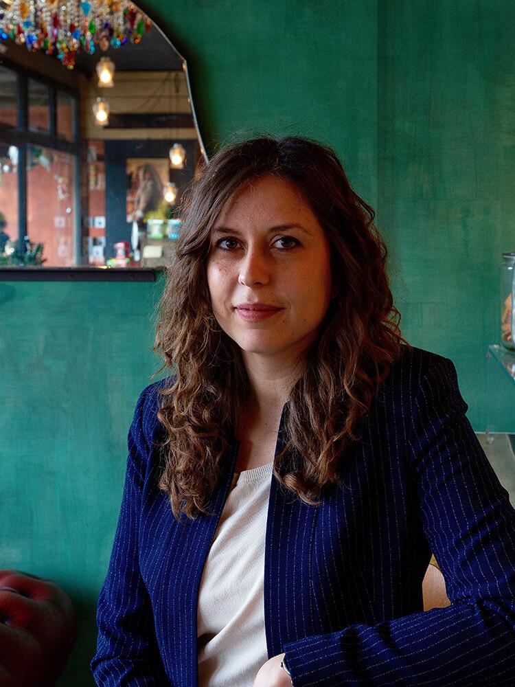 Claudia Pellegrino psicologa e psicoterapeuta a Padova